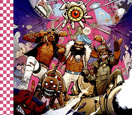 3001: A Laced Odyssey by Flatbush Zombies