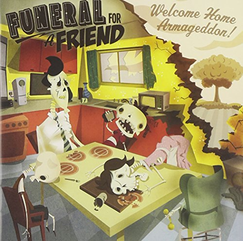 Welcome Home Armageddon by Funeral For A Friend