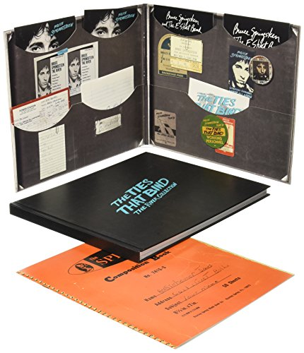 The Ties That Bind: The River Collection [Box Set] by Bruce Springsteen