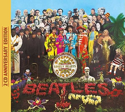 Sgt. Pepper's Lonely Hearts Club Band [50th Anniversary Edition Deluxe Version] by The Beatles