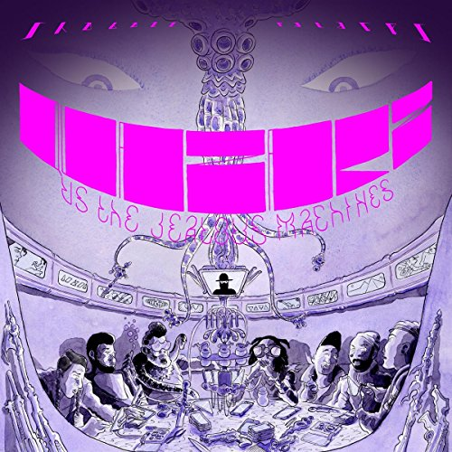 Quazarz vs. The Jealous Machines by Shabazz Palaces