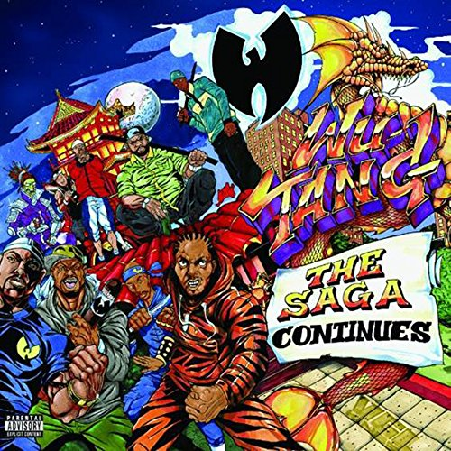 Review The Saga Continues By Wu Tang Scores 59 On