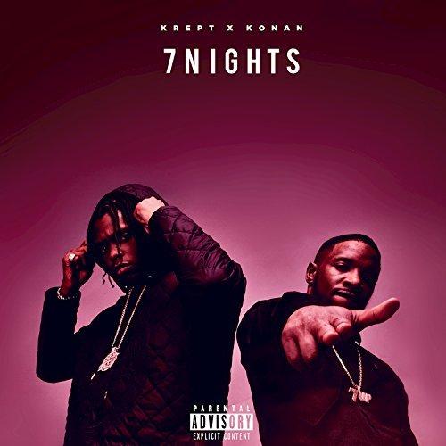 7 Nights [Mixtape] by Krept & Konan