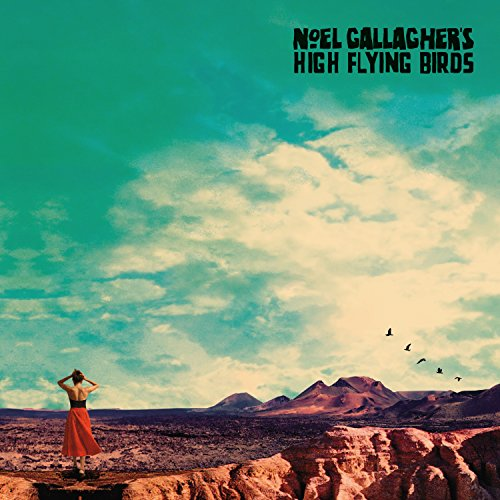 Who Built the Moon? by Noel Gallagher's High Flying Birds
