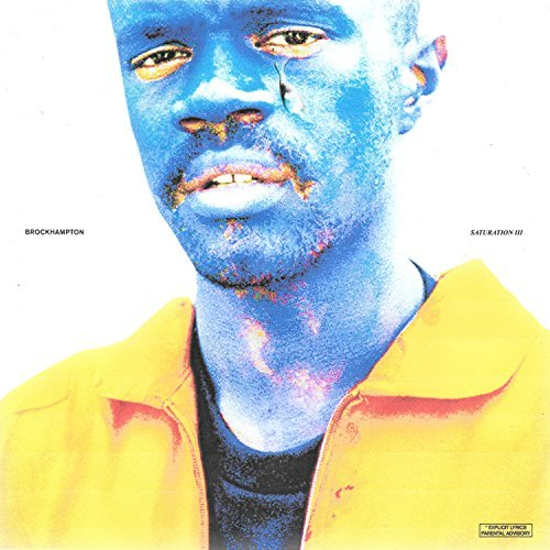 Saturation III by BROCKHAMPTON