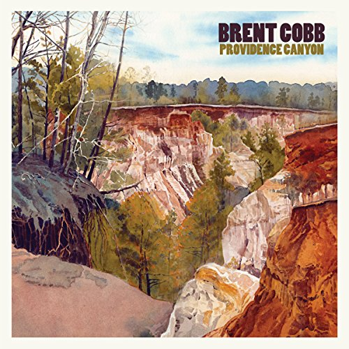 Providence Canyon by Brent Cobb