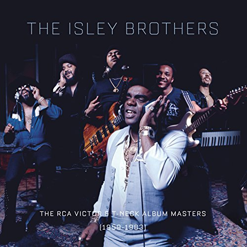 The RCA Victor and T-Neck Album Masters: 1959-1983 [Box Set] by The Isley Brothers