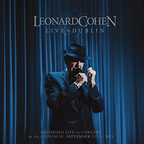 Live in Dublin by Leonard Cohen