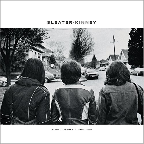 Start Together [Box Set] by Sleater-Kinney