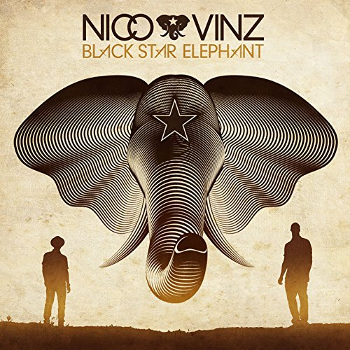 Black Star Elephant by Nico & Vinz