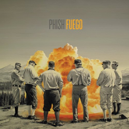 Fuego by Phish