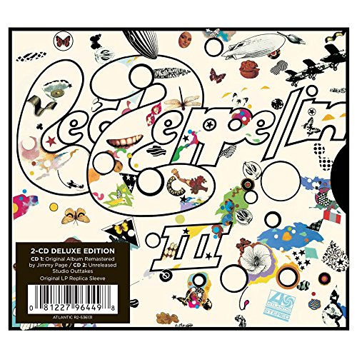 Review: LED ZEPPELIN III [REMASTERED] by Led Zeppelin Scores