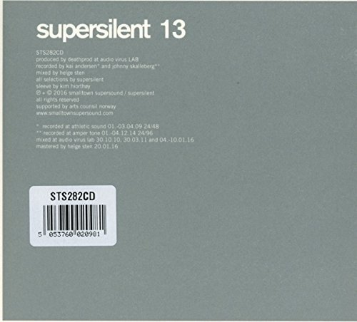 13 by Supersilent