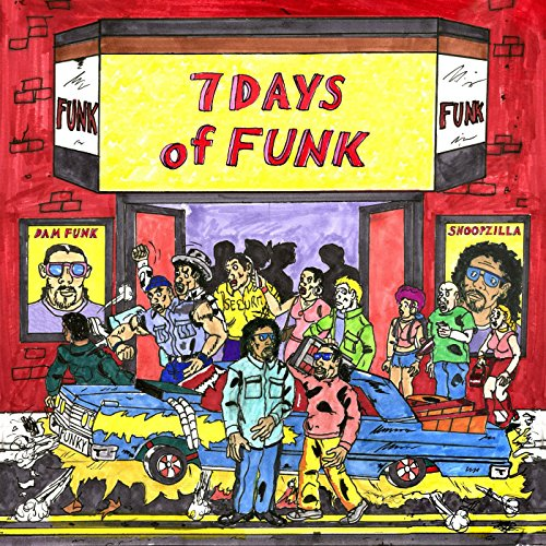 Rap reviews music critic reviews 20 rap albums released up to genre rap 66 7 days of funk 7 days of funk released dec 10 2013 malvernweather Image collections