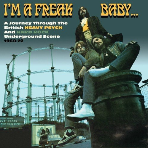 Review: I'M A FREAK BABY: A JOURNEY THROUGH THE BRITISH