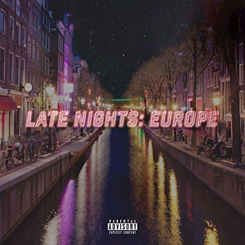 Late Nights: Europe [Mixtape] by Jeremih
