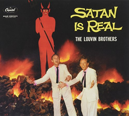 Satan Is Real/Handpicked Songs 1955-1962 by The Louvin Brothers