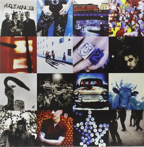 Achtung Baby [Super Deluxe] by U2