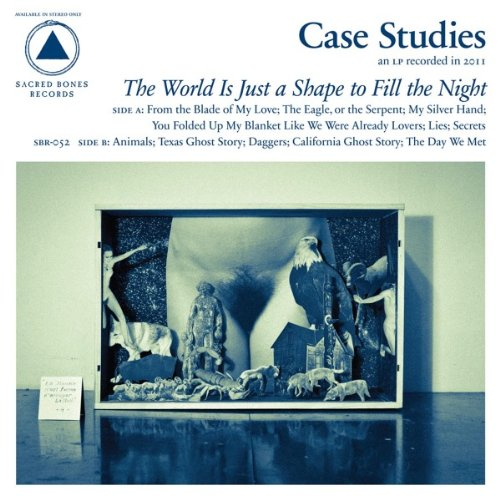 The World Is Just a Shape to Fill the Night by Case Studies