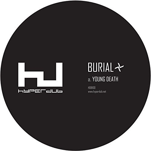 Young Death/Nightmarket [EP] by Burial