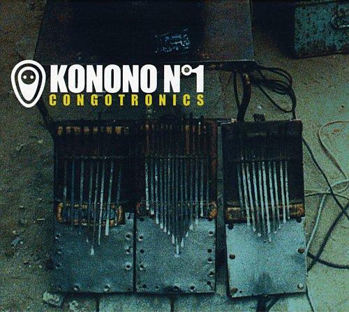 Congotronics by Konono No. 1