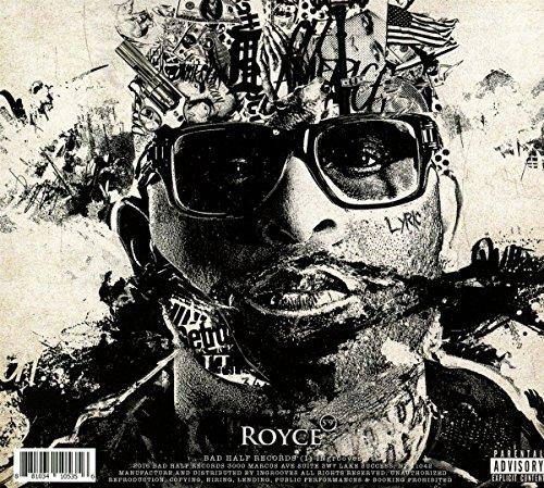 Layers by Royce da 5'9