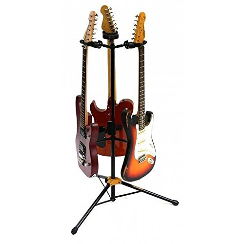 Chord Triple Guitar Stand with Neck Support