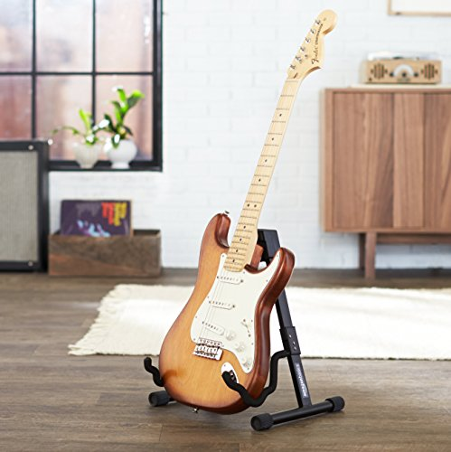 17 best guitar stands for acoustic electric guitars in 2018. Black Bedroom Furniture Sets. Home Design Ideas