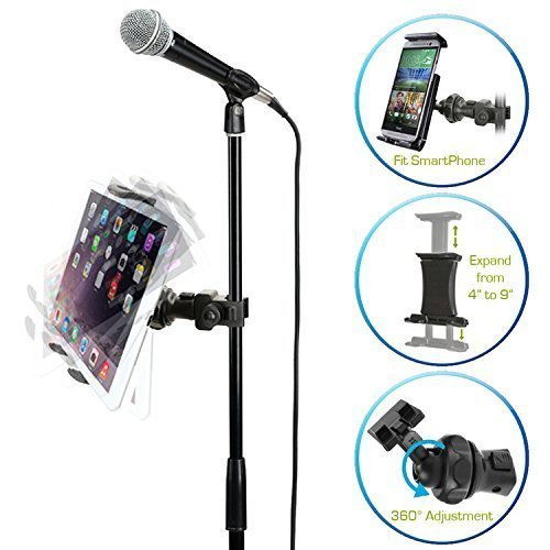 Cosye Microphone stand desktop tripod stand wired wireless microphone stand E300 stand desktop microphone stand