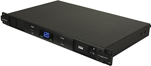 Furman P-1800 AR Advanced Level Voltage Regulator/Power Conditioner