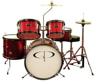 GP Percussion GP55WR 5-Piece Junior