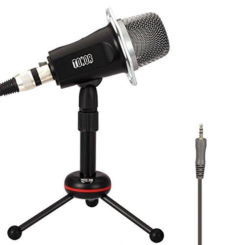 Professional-Condenser-Recording-Microphone-Computer