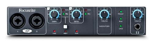 Focusrite-Saffire-14-FireWire-Interface
