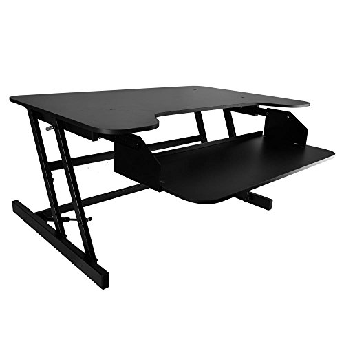 Pyle Height Adjustable Sit & Stand Desk