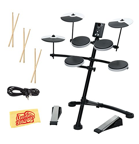 10 Best Electronic Drum Sets Under 500 Cheap Drum Kit Reviews