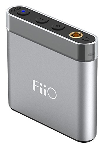 FiiO-A1-Silver-Portable-Headphone