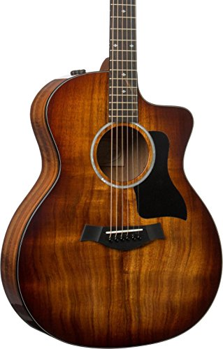 Taylor 224ce Deluxe Koa Grand Auditorium