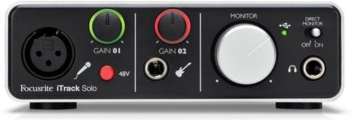 Focusrite-iTrack-Solo-Lightning-Compatible