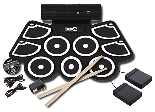 RockJam Cheap Electronic Drum Set