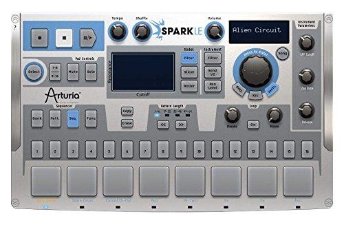 Arturia-SparkLE-Hardware-Controller-Software