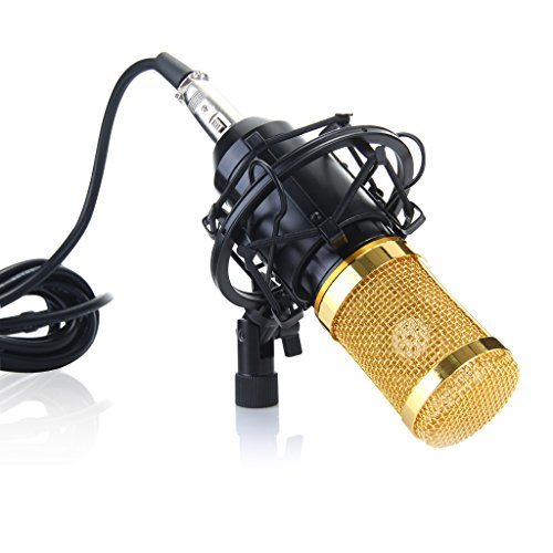 Excelvan-BM-800-Condenser-Microphone-Recording