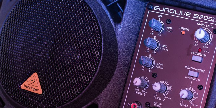 Best Powered Speakers PA for Concerts