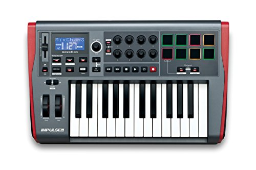 Impulse 25 USB MIDI Controller