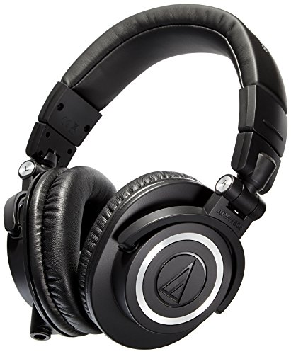 Audio-Technica-ATH-M50x-Professional-Monitor