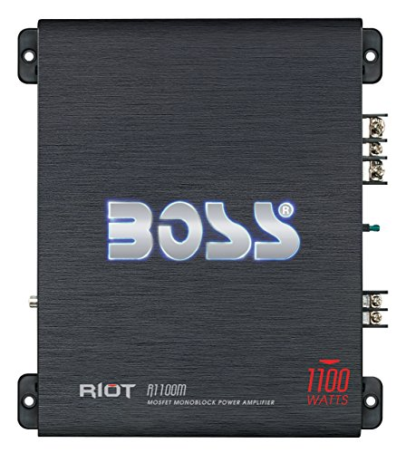 BOSS-Audio-R1100M-Monoblock-Amplifier