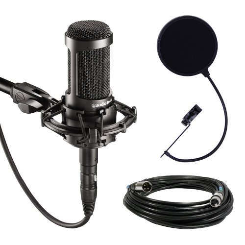 Audio-Technica-AT2035-Diaphragm-Condenser