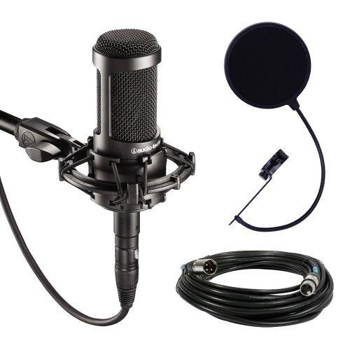 Audio-Technica-AT2035-Diaphragm-Condenser