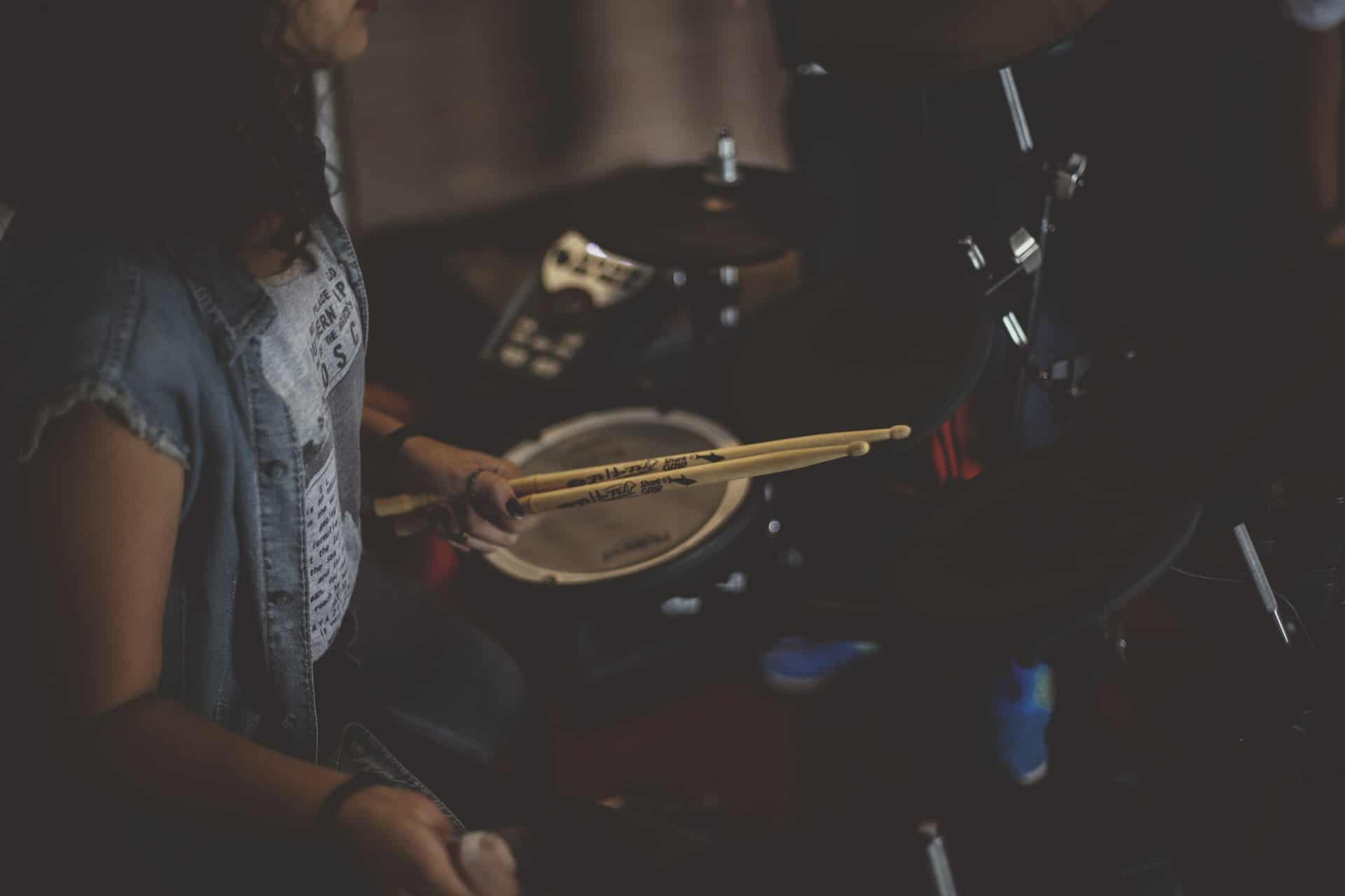 How do you choose a good Electronic Drum Set?