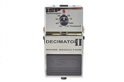 ISP Technologies Decimator II Reduction Noise Pedals