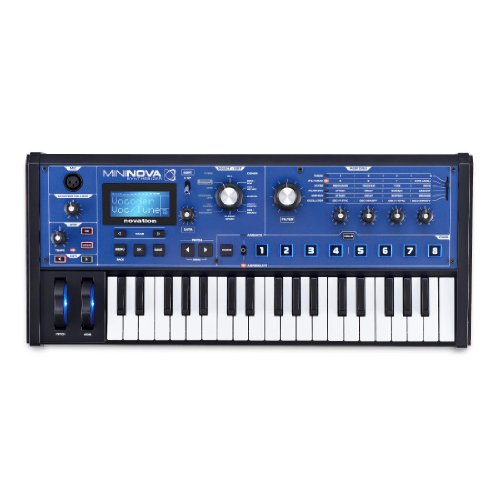 Novation-MiniNova-Analog-Modeling